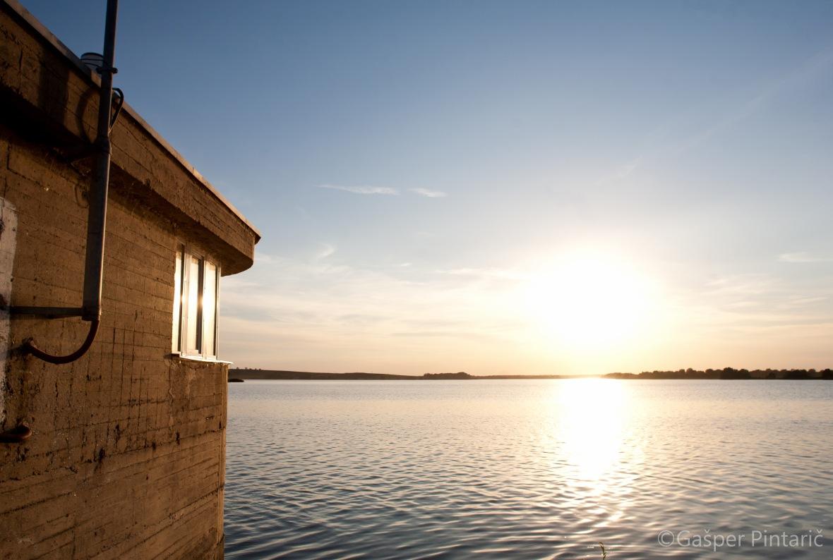 Nové Mlýny reservoirs